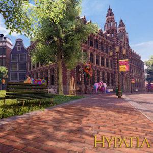 Centrum Streets of Hypatia